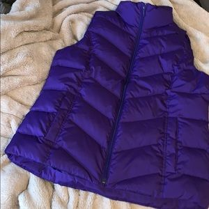 Land's End Puffy Vest